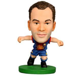 Figurka Barcelona FC Iniesta