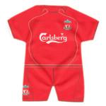 Mini dres Liverpool FC