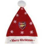 Vánoční čepice Arsenal FC blikající