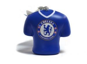 Přívěšek na klíče antistresový Chelsea FC