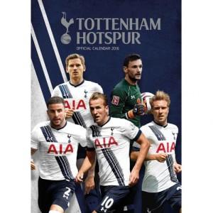 Velký kalendář 2016 Tottenham Hotspur FC