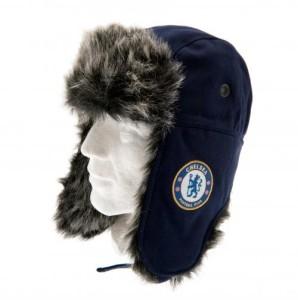 Zimní čepice beranice Chelsea FC