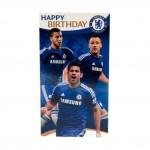 Blahopřání k narozeninám hráči Chelsea FC (typ 15)